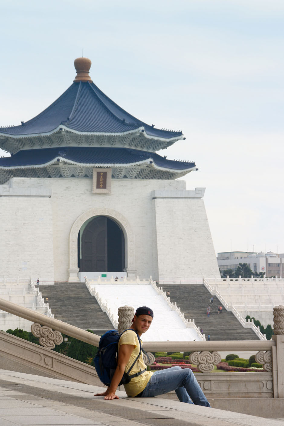 Chiang-Kai-Shek-Denkmal, Taipeh