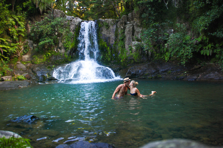 Waiau Falls, Coromandel Peninsula