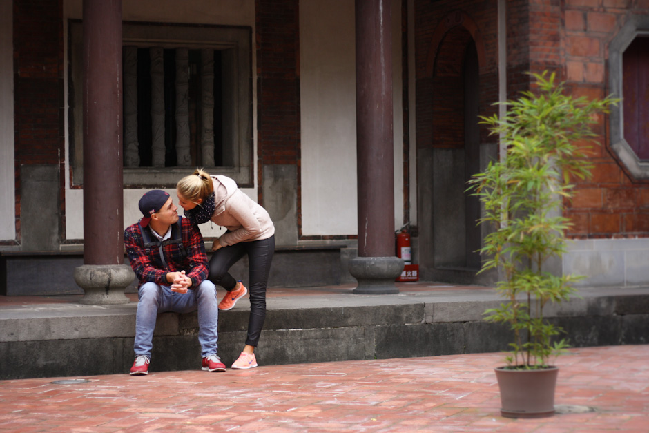 Im Family Lin Garden and Mansion, Taipeh