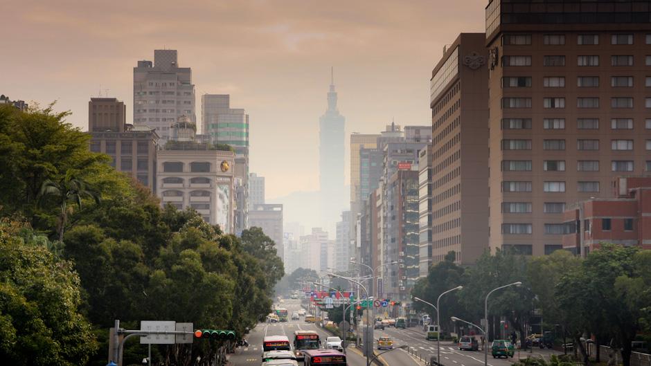Taipei 101, Taipeih City