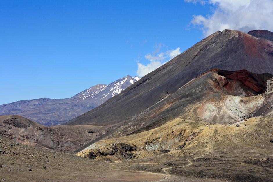 Mount Ngauruhoe, Tongariro-Nationalpark