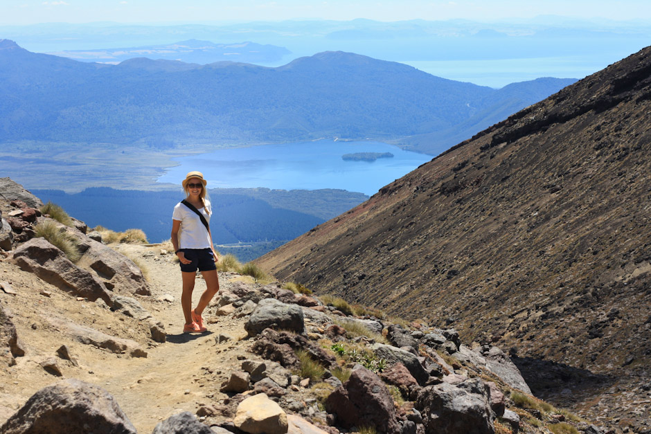Tongariro Crossing, Tongariro-Nationalpark