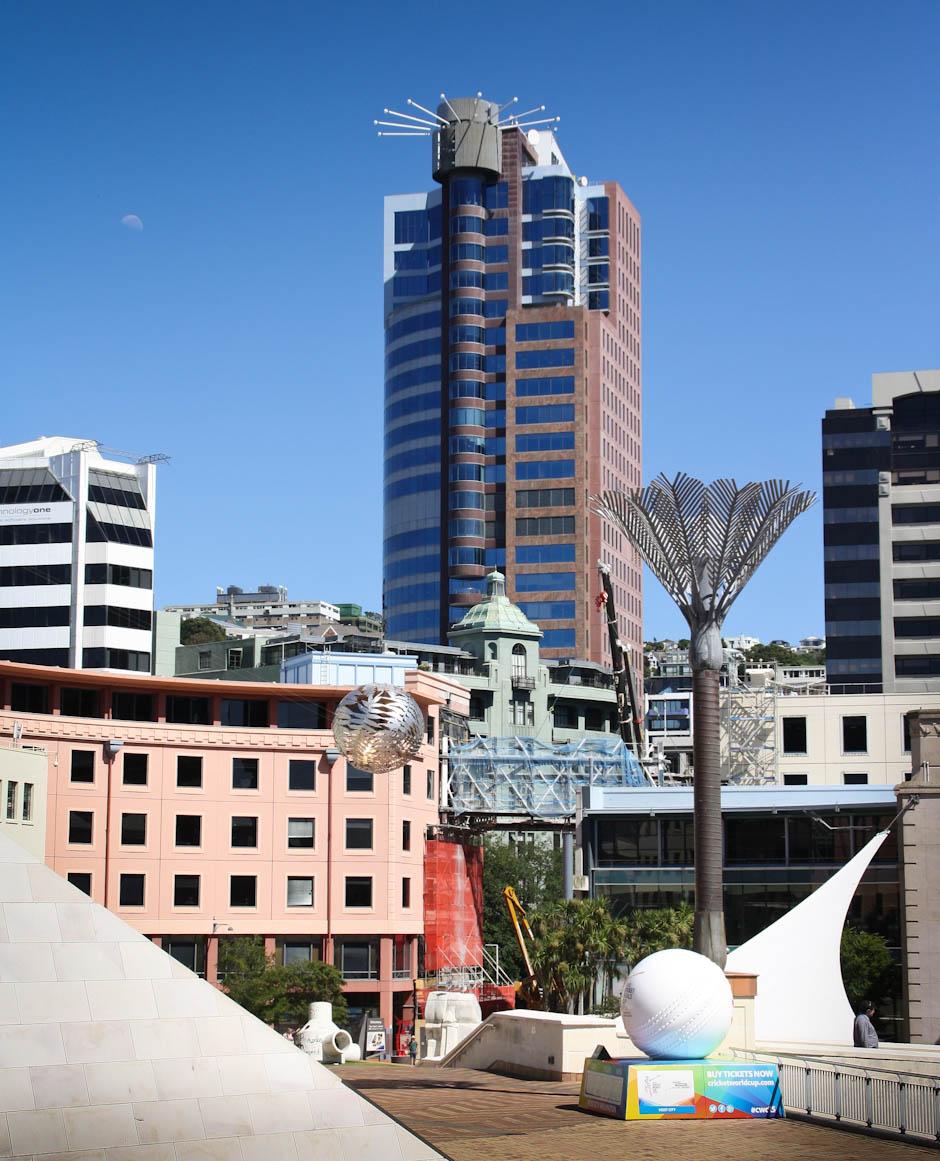 Wellington-Skyline