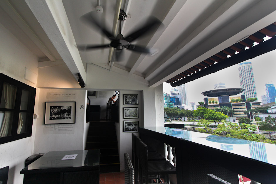 Arbeiten im 5footway.inn, Singapur
