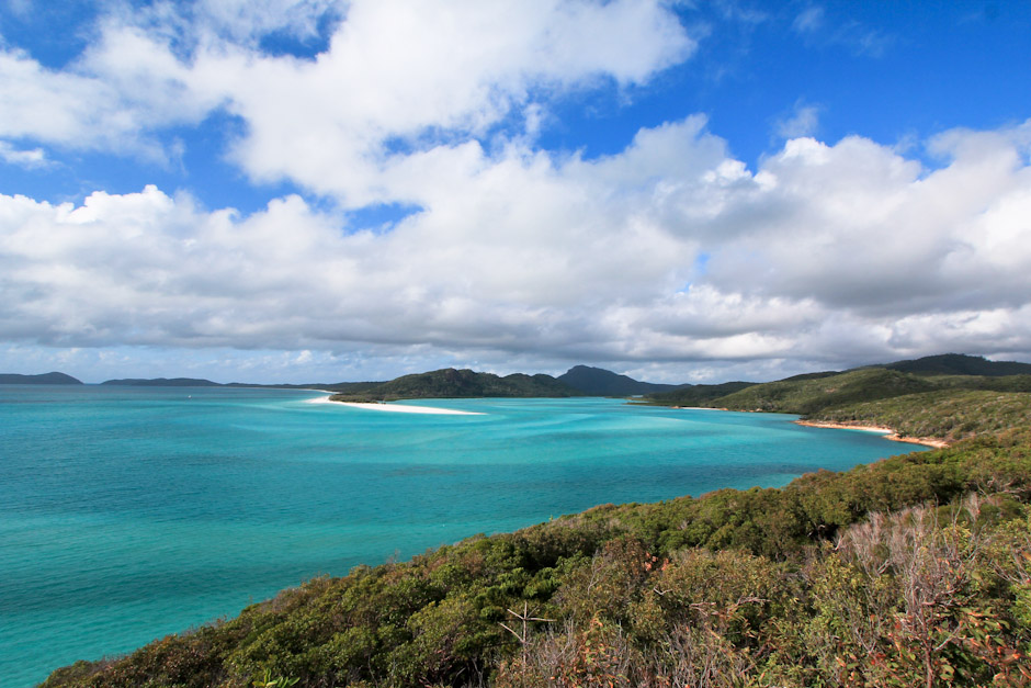 Hill Inlet, Whitehaven Beach, Whitsunday Island National Park