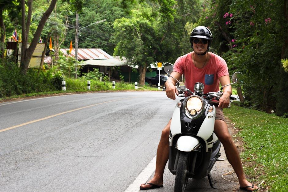 Route 1096, Mae Sa, Chiang Mai