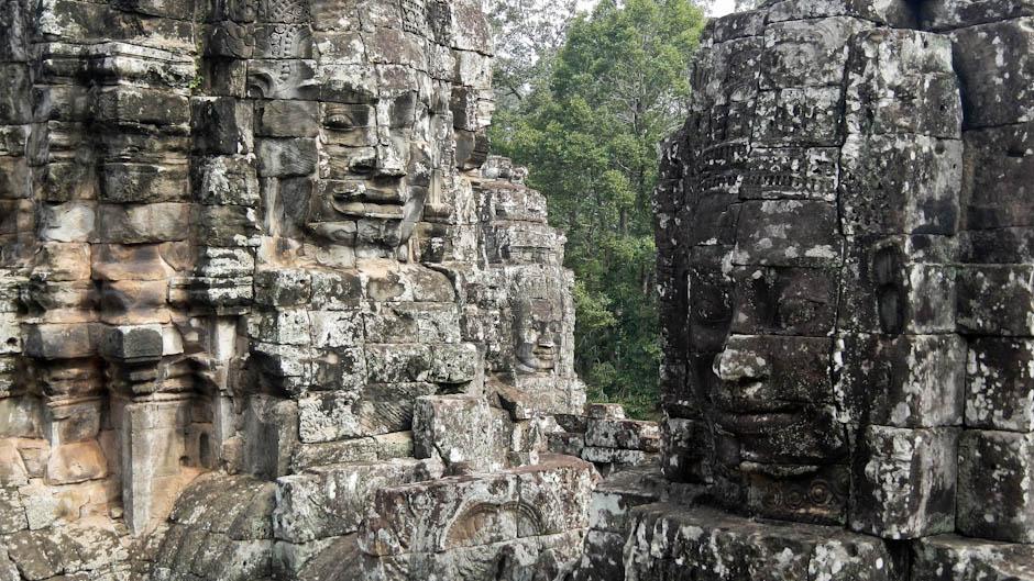 Bayon, Die Tempel von Angkor, Siem Reap