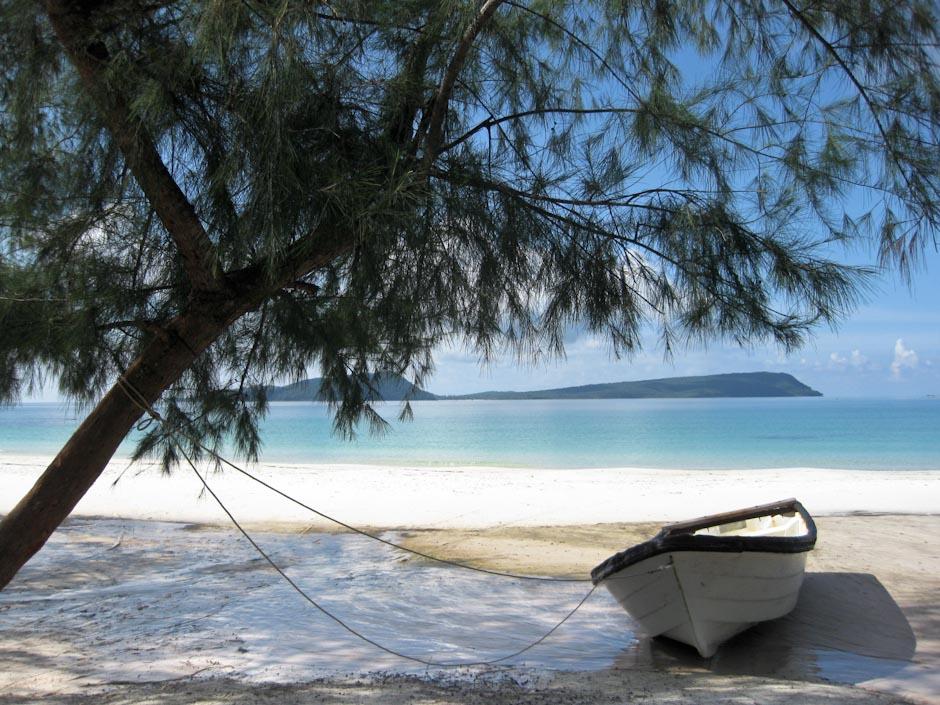 Main Beach, Koh Rong Island