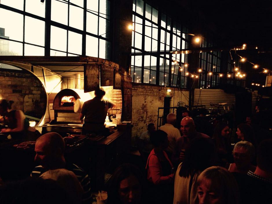 The Boiler Shop Steamer, Newcastle upon Tyne