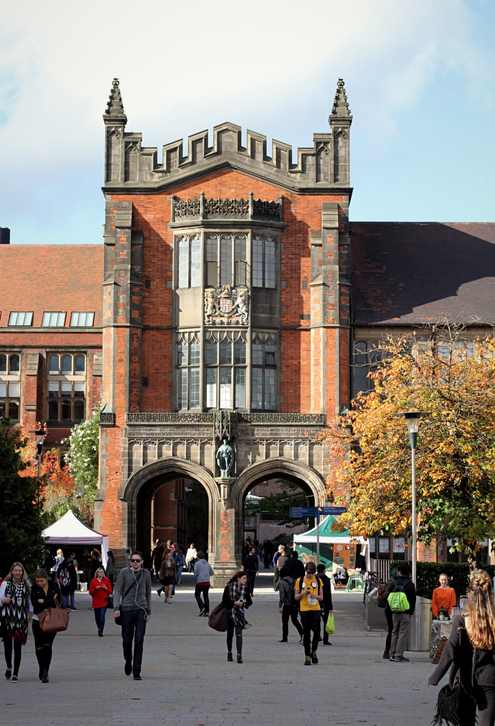 Newcastle University - Hauptcampus
