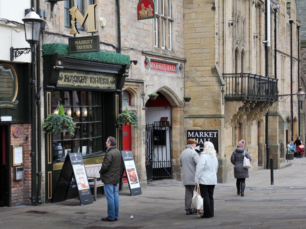 Durham's Burgviertel