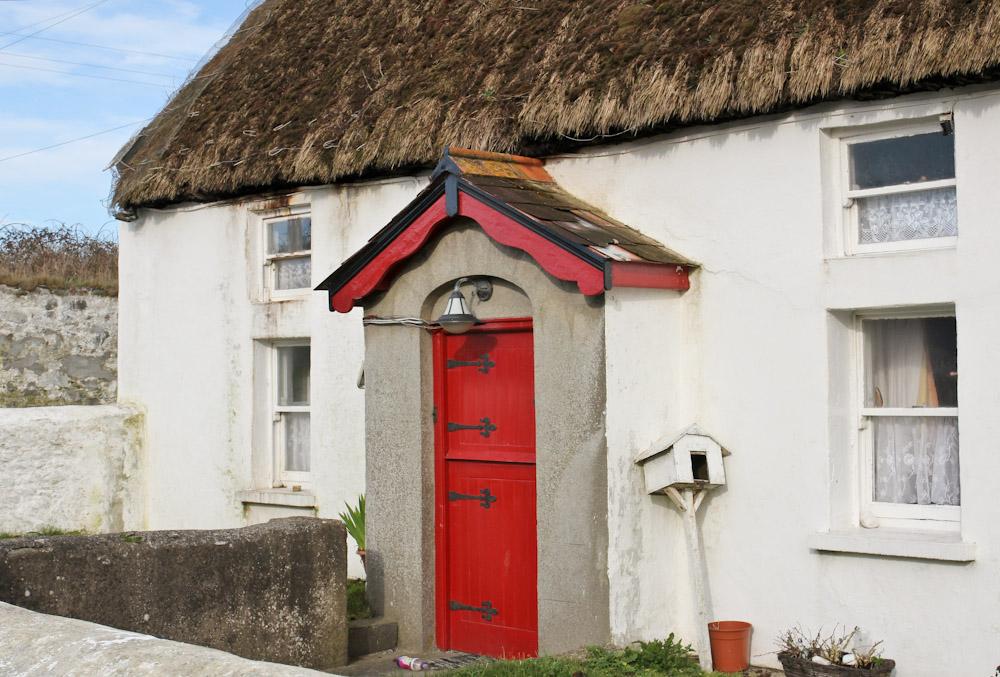 Reetdachhaus, Irland Roadtrip