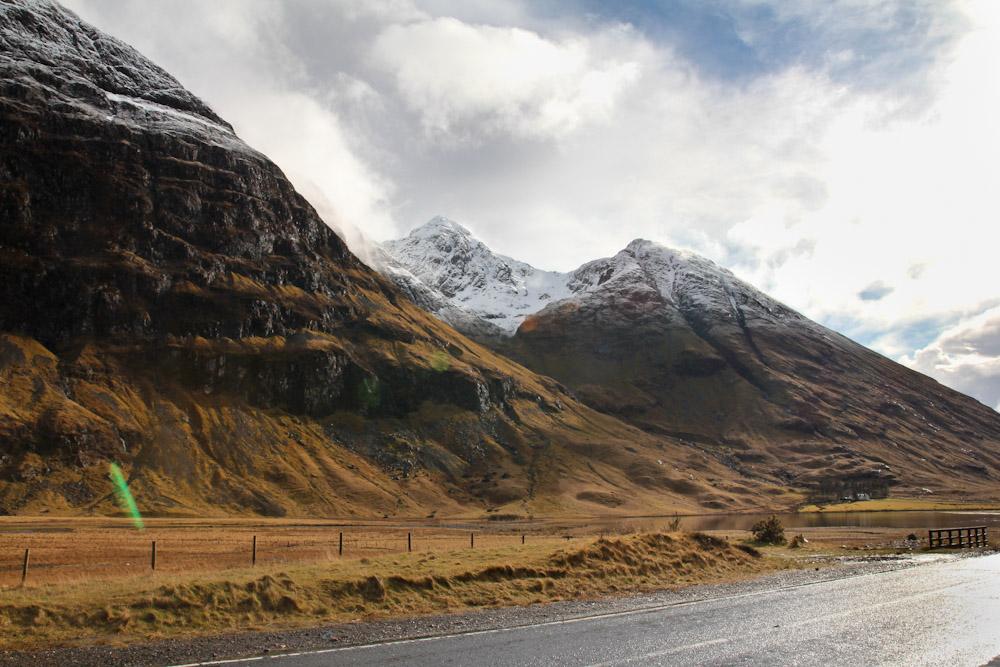 Glencoe, Schottische Highlands