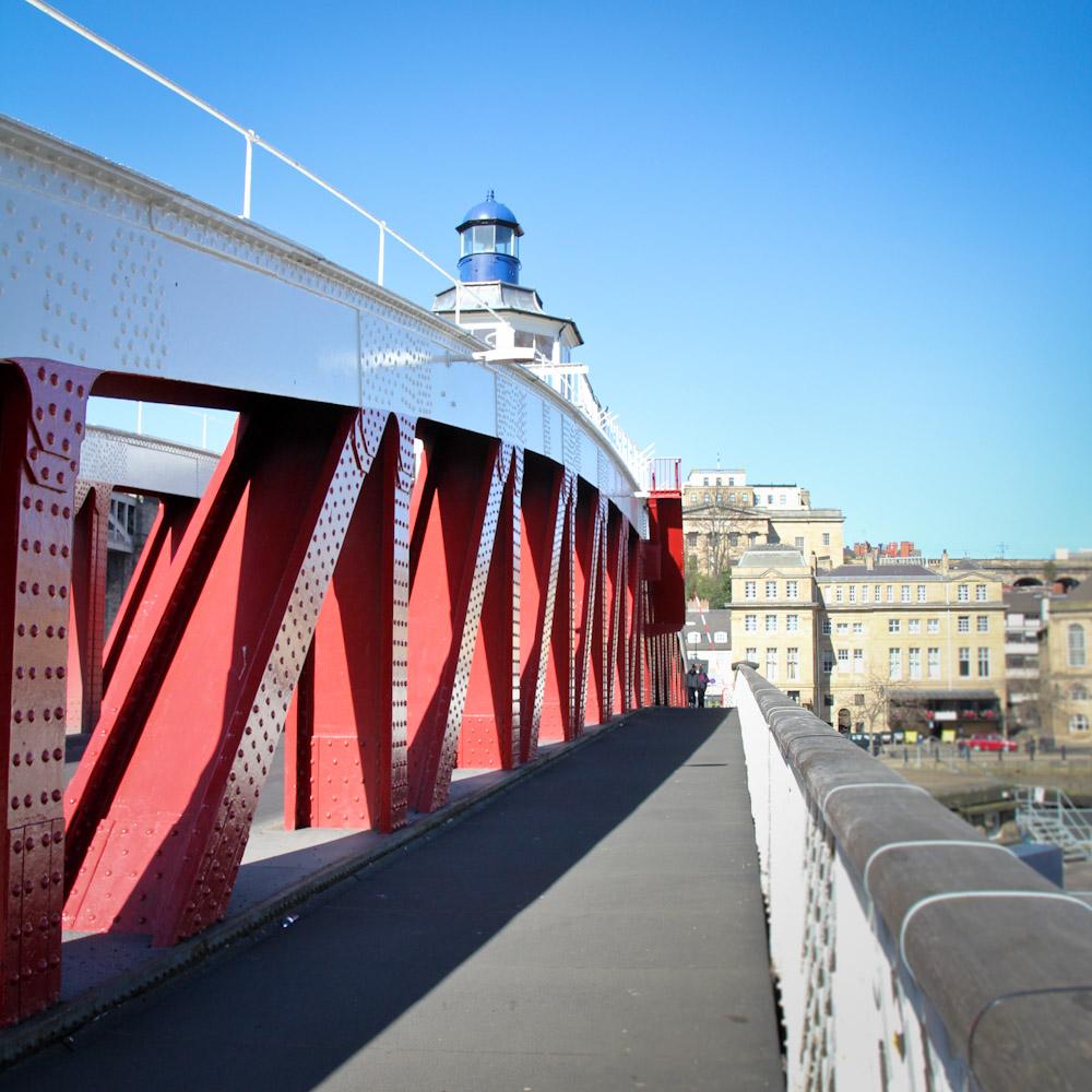 Swing Bridge, Quay Side, Newcastle upon Tyne
