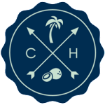Coconut Hunter Retina Logo
