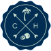 Coconut Hunter Sticky Logo