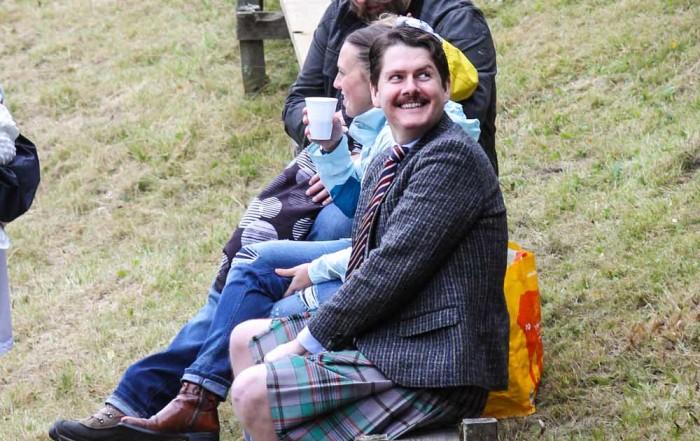 Glenisla Highland Games, Schottland