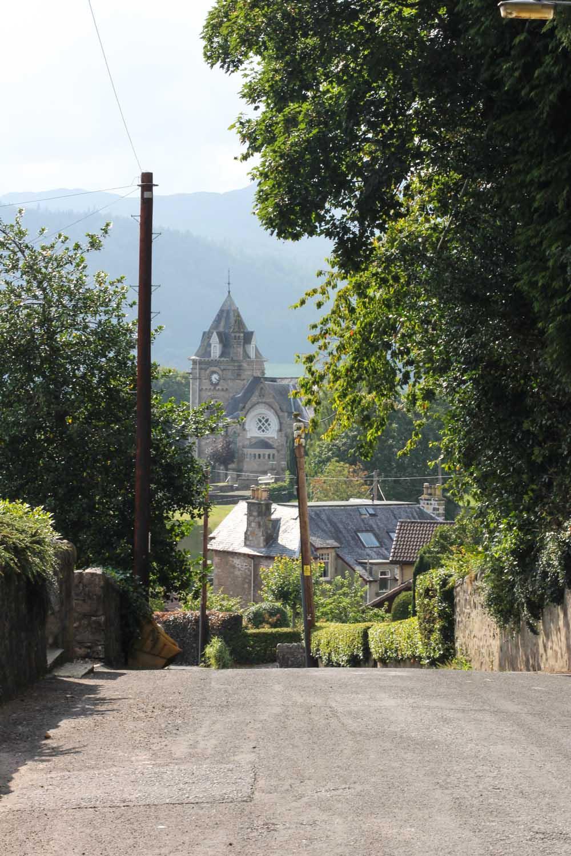 Pitlochry, Schottland