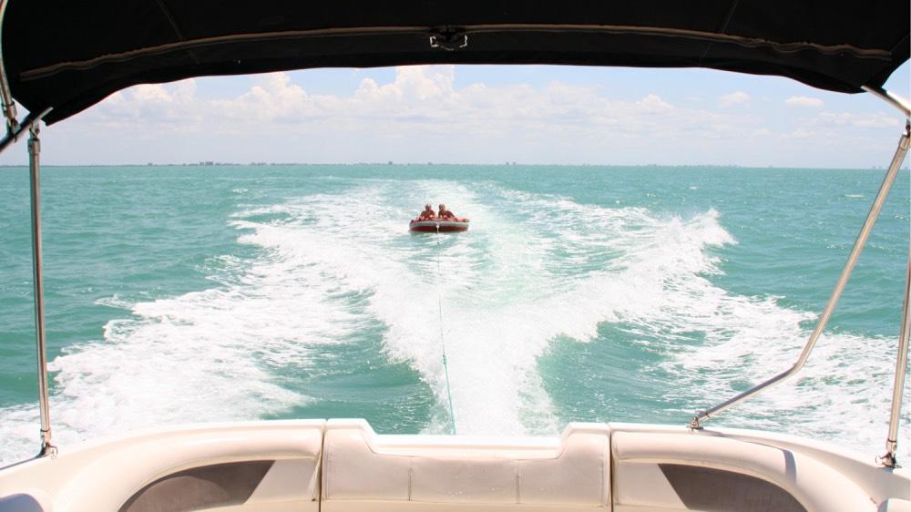Bootstour rund um Sanibel Island, Cape Coral, Florida
