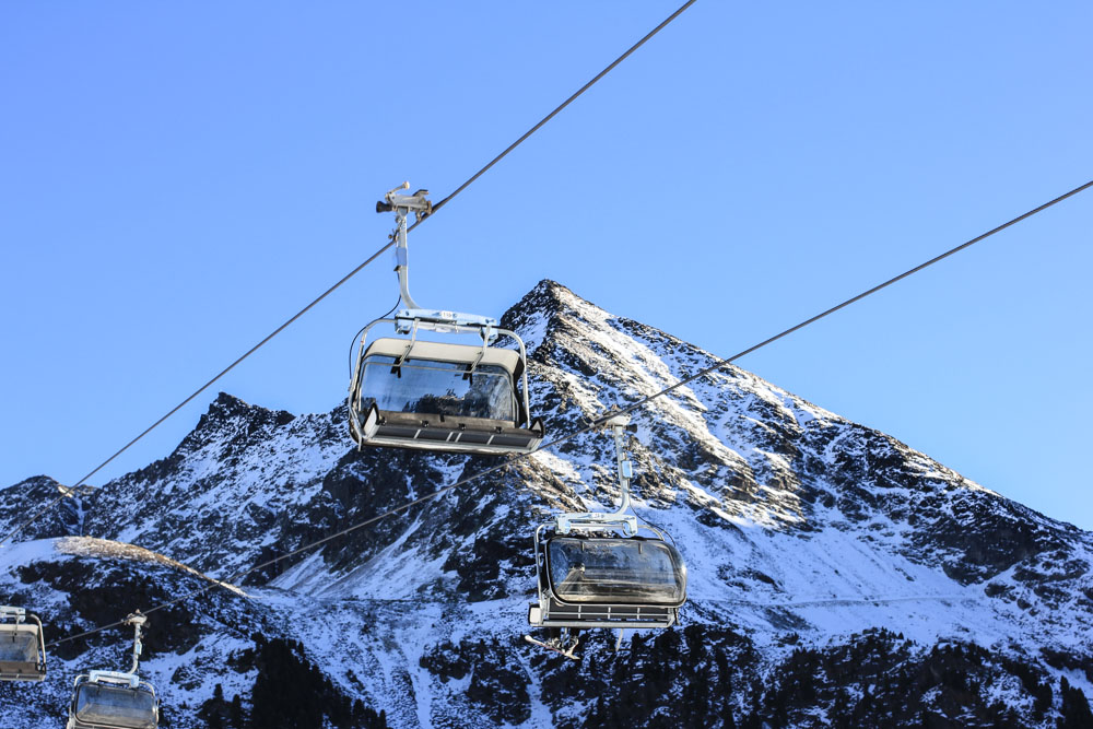 Winterurlaub in Kühtai, Tirol
