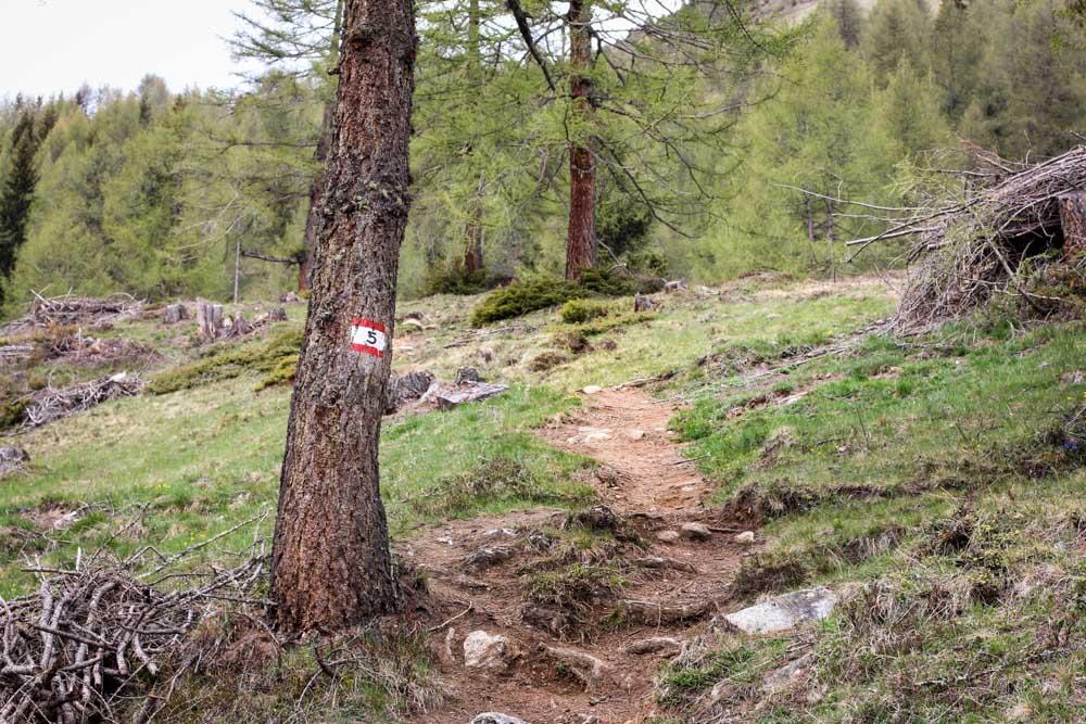 Wanderurlaub in Südtirol, Italien